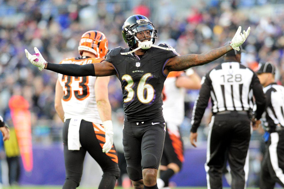 NFL: Cincinnati Bengals at Baltimore Ravens