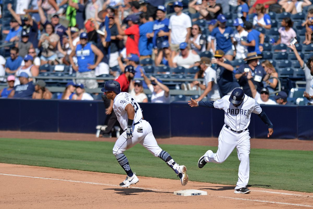 MLB: Game One-Los Angeles Dodgers at San Diego