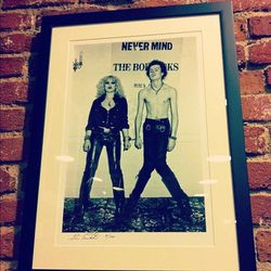 Sid Vicious and Nancy Spungen by Steve Emberton