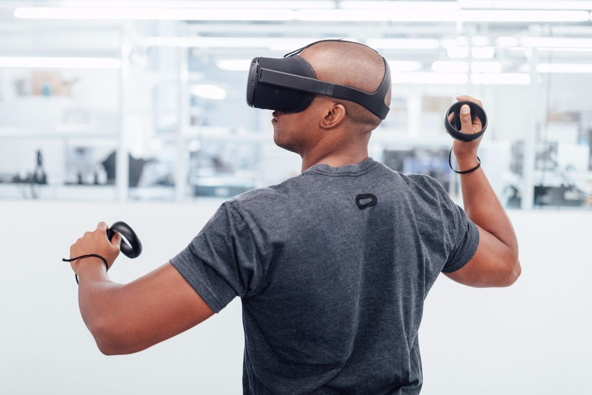 db1598ee8e3 Why is Oculus making four different VR headsets  - The Verge
