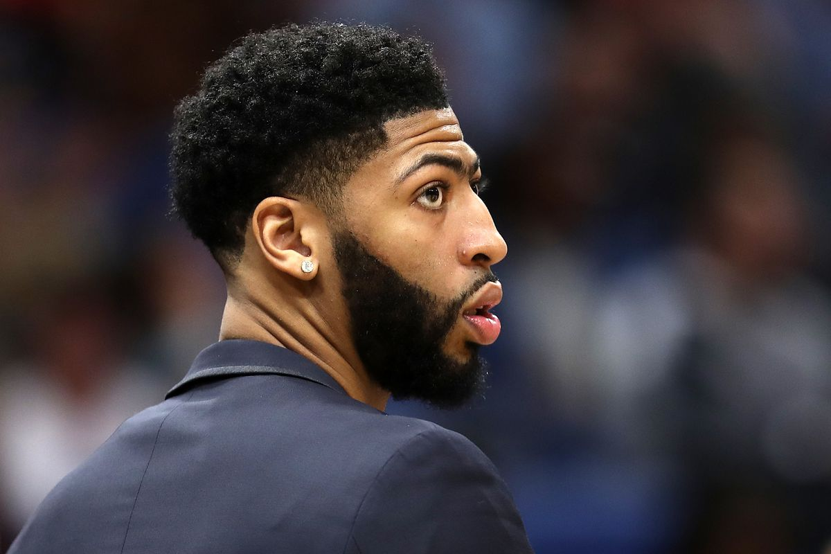 37d0b0b5175 Anthony Davis expected to inform teams that Lakers are his 'preferred  destination'
