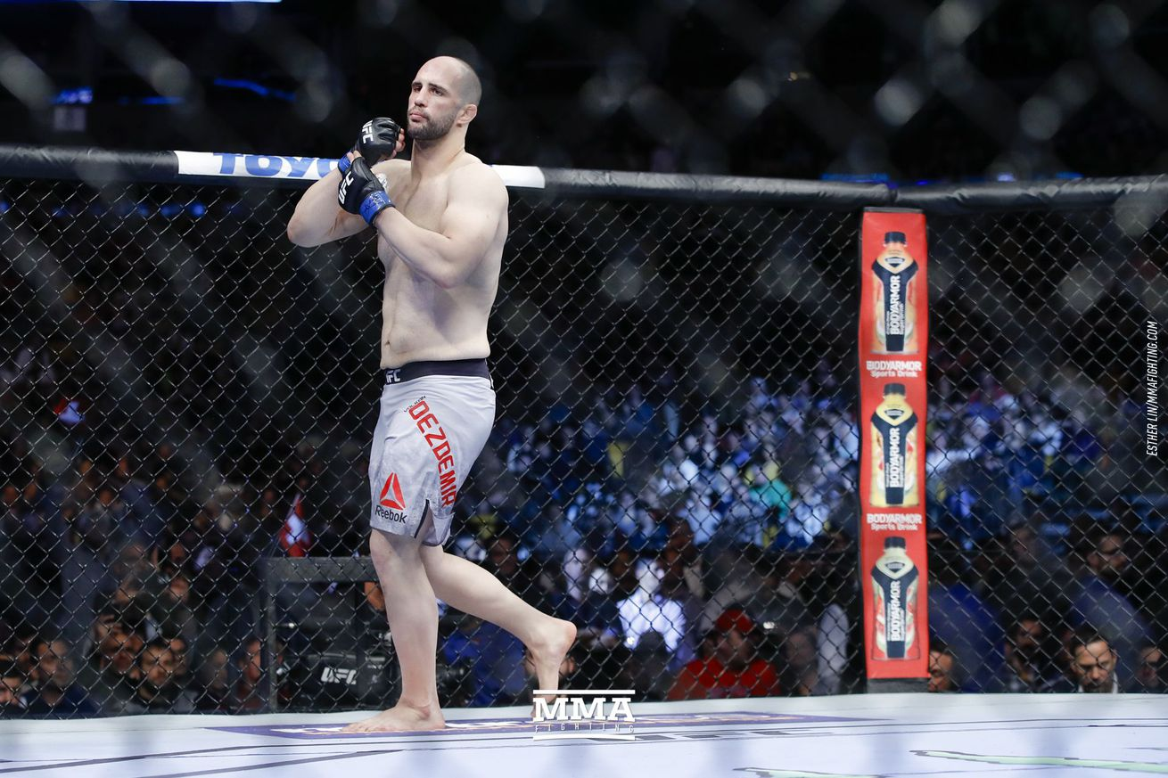 Despite legal hurdles, Volkan Oezdemir's team confident he'll be able to travel to Germany for Shogun Rua fight