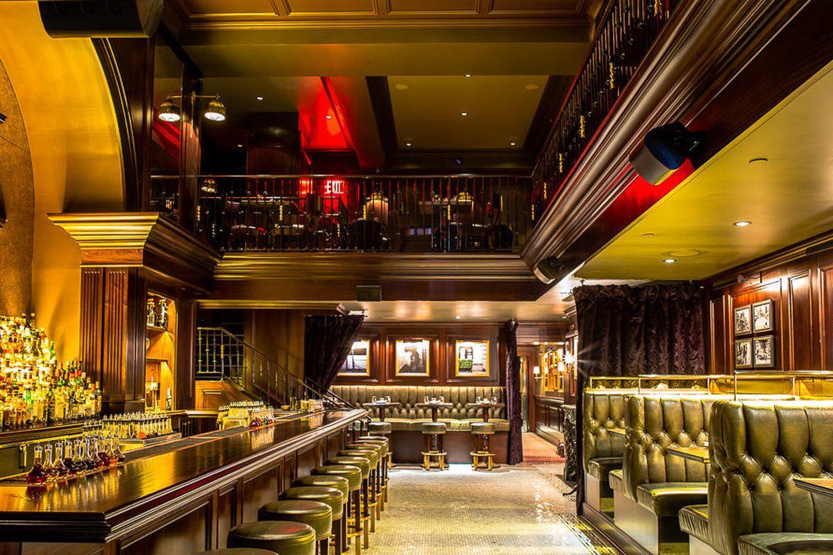 The NoMad Bar, New York City.