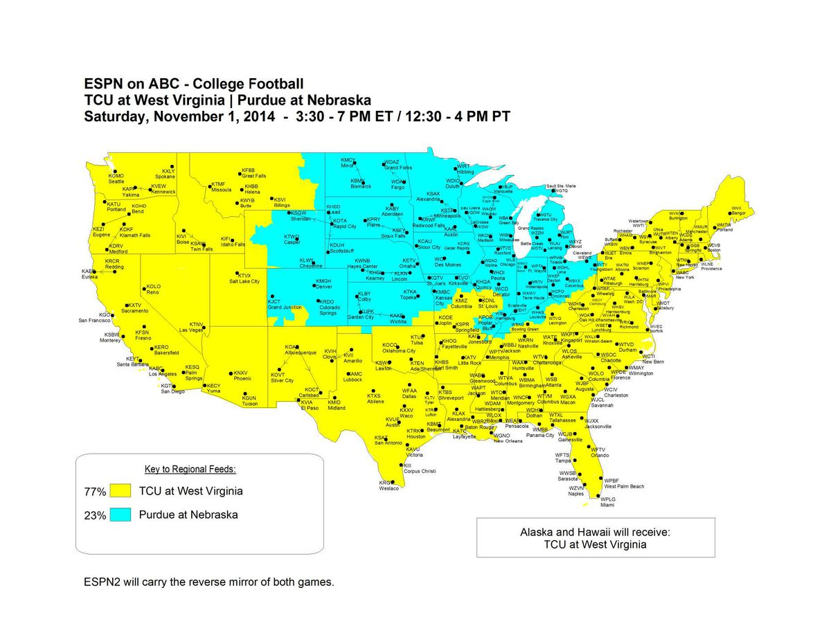 nebraska purdue coverage map 1