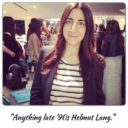Andrea Lieberman, A.L.C. designer