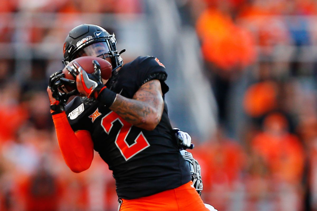 Oklahoma State football: Tylan Wallace named to 2020 ...