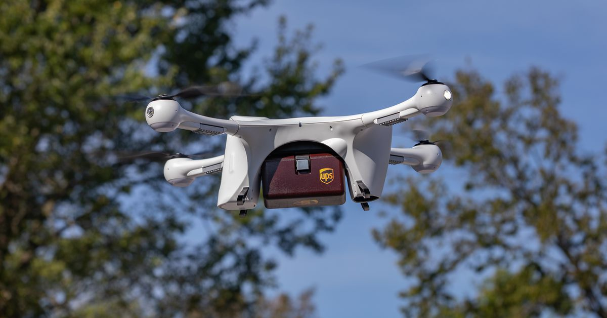 UPS just won FAA approval to fly as many delivery drones as it wants