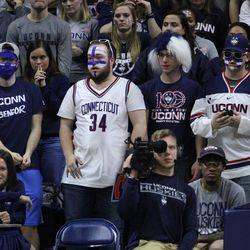 USF Bulls vs UConn Huskies