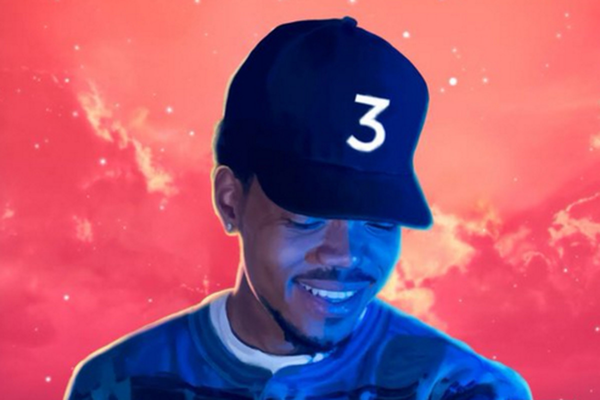On Coloring Book, Chance the Rapper wades joyfully into new