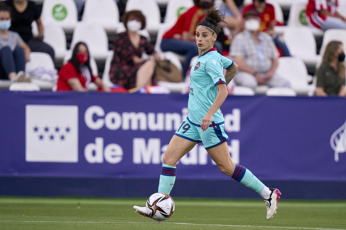 Atletico de Madrid v Levante: Copa de la Reina Semifinal