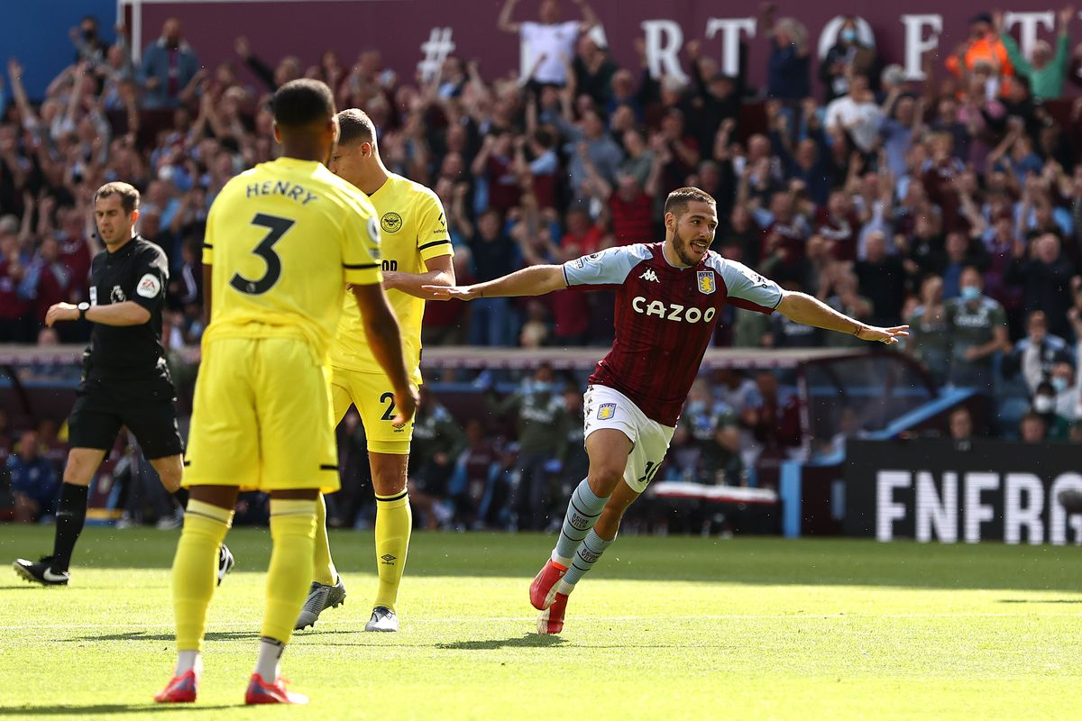 Aston Villa v Brentford - Premier League