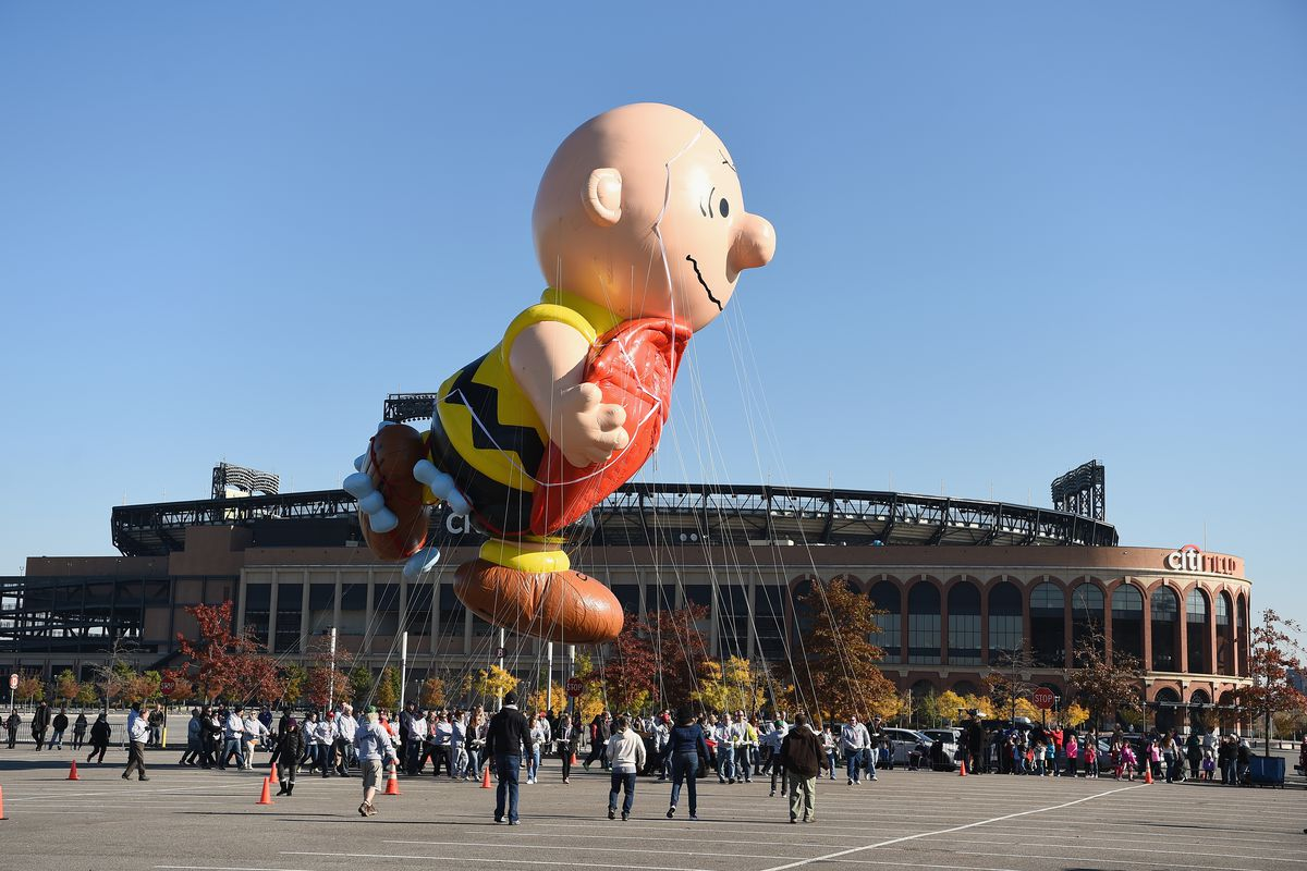 90th Anniversary Macy's Thanksgiving Day Parade Balloonfest