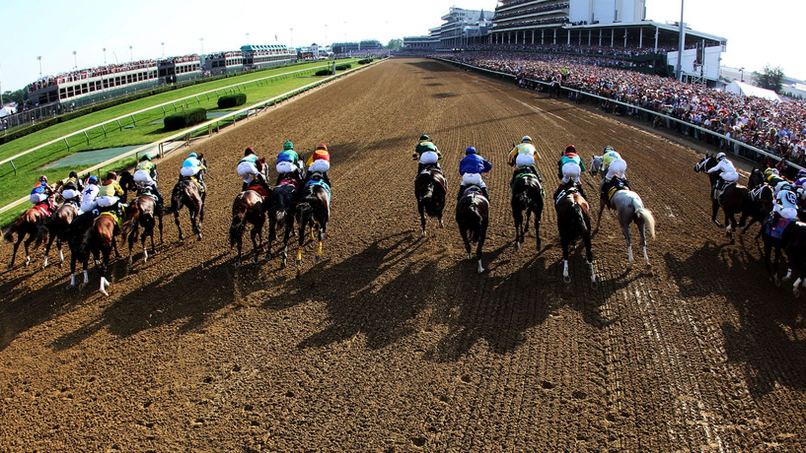Kentucky Derby 2013 An Early Look At Pace And Down The