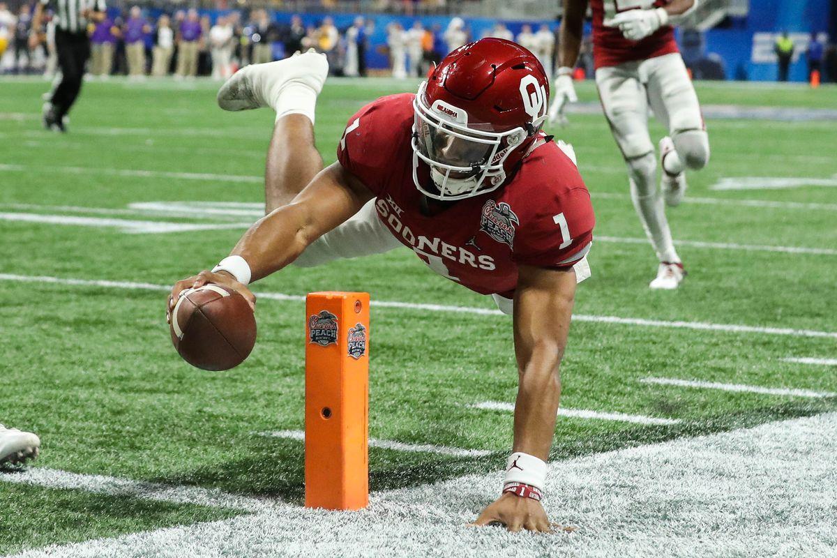 NCAA Football: College Football Playoff Semifinal-Oklahoma vs Louisiana State