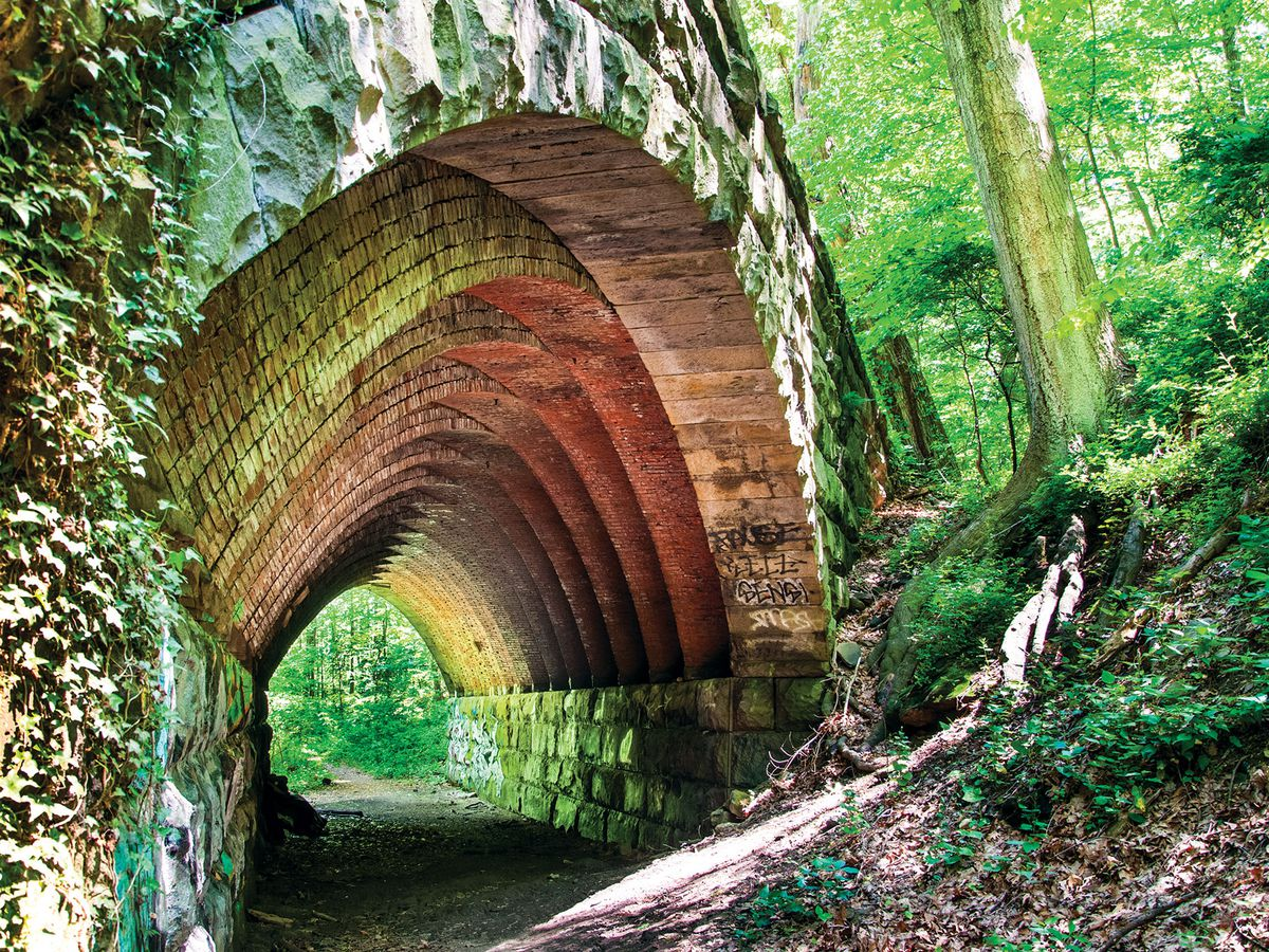 17 hidden gems of Fairmount Park