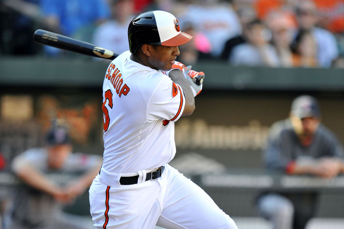 Is this the O's Opening Day 3Bman in 2014?