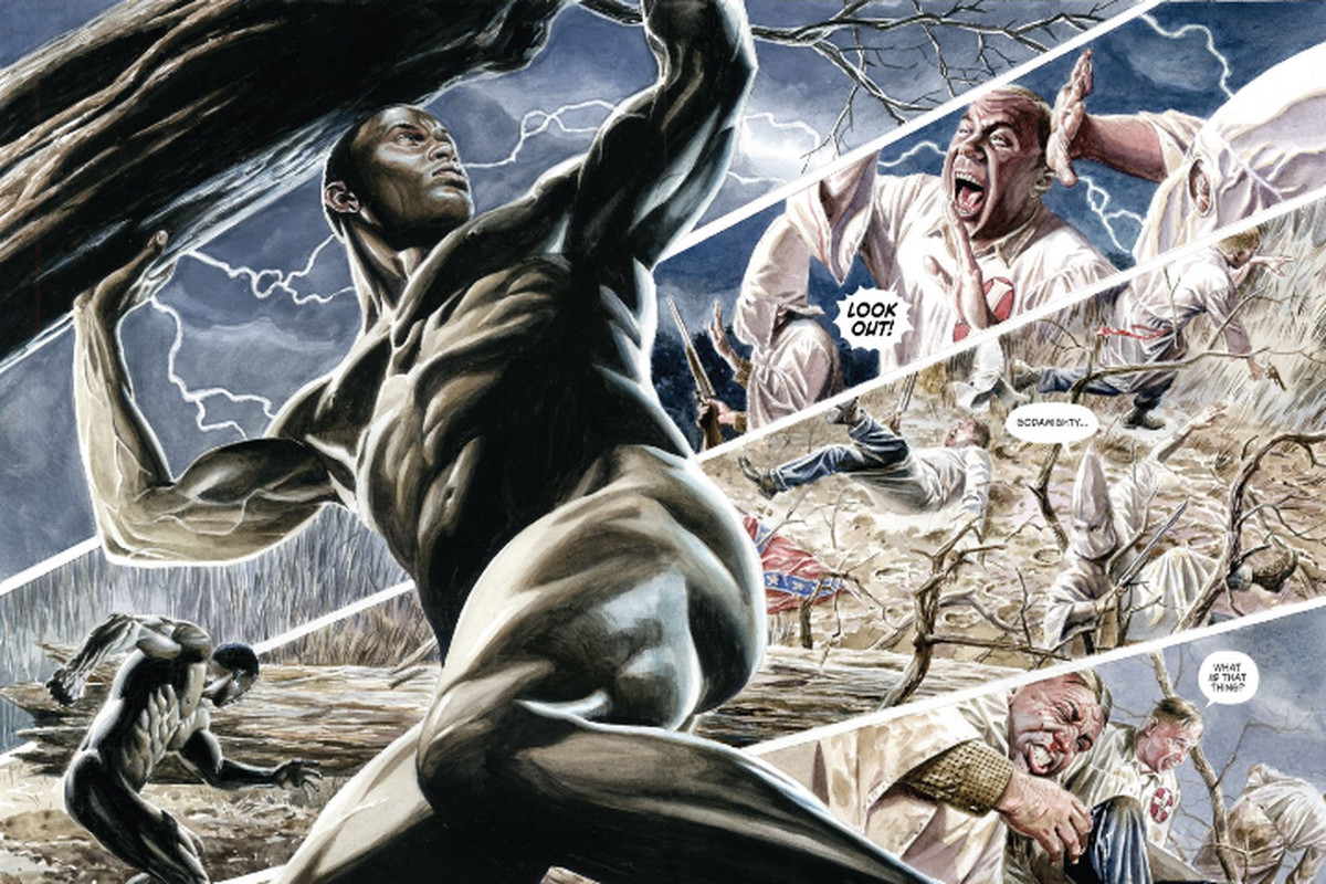 Strange Fruit's complicated, controversial place in comics ...