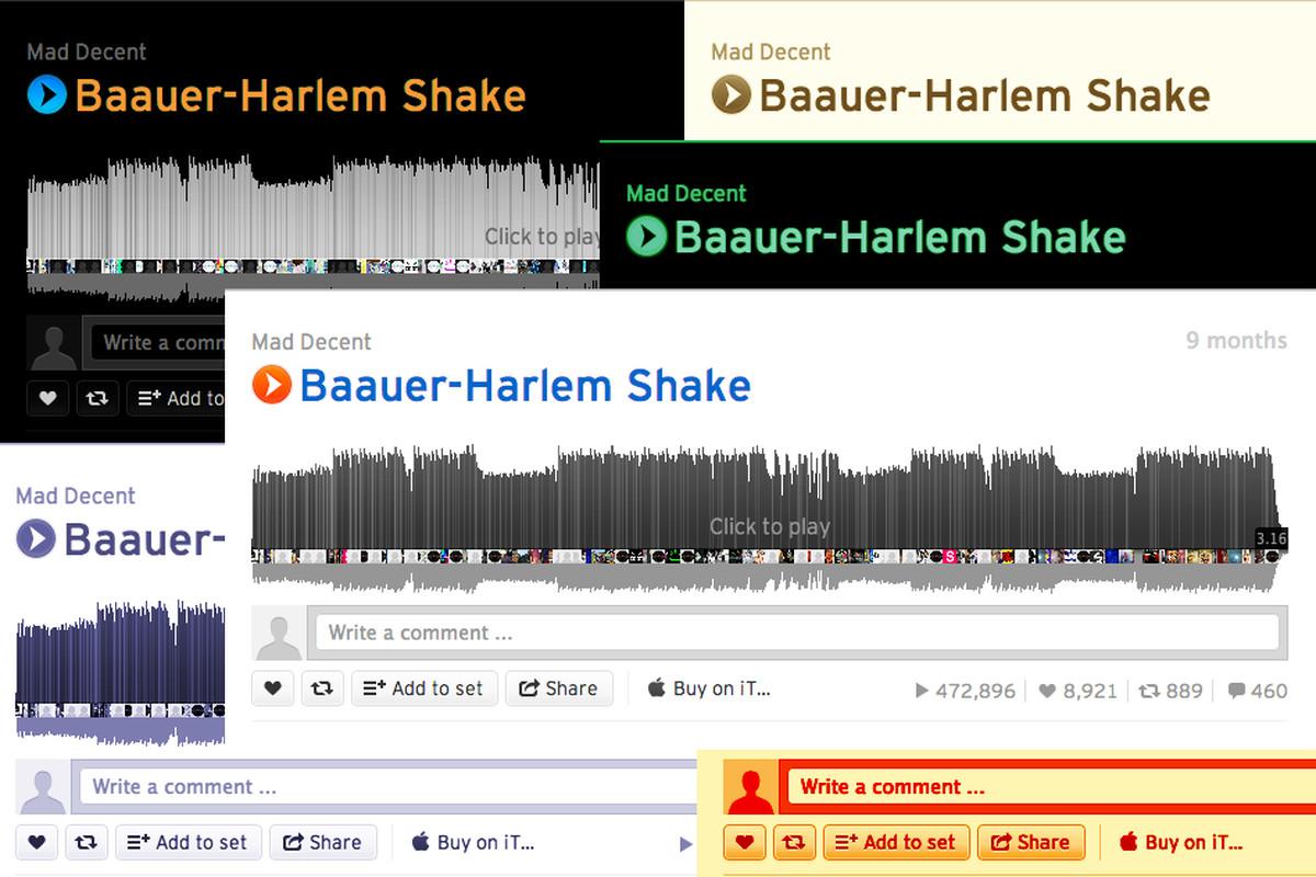 Baauer Harlem Shake - Multiple