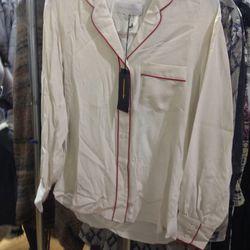 Silk Top, $130