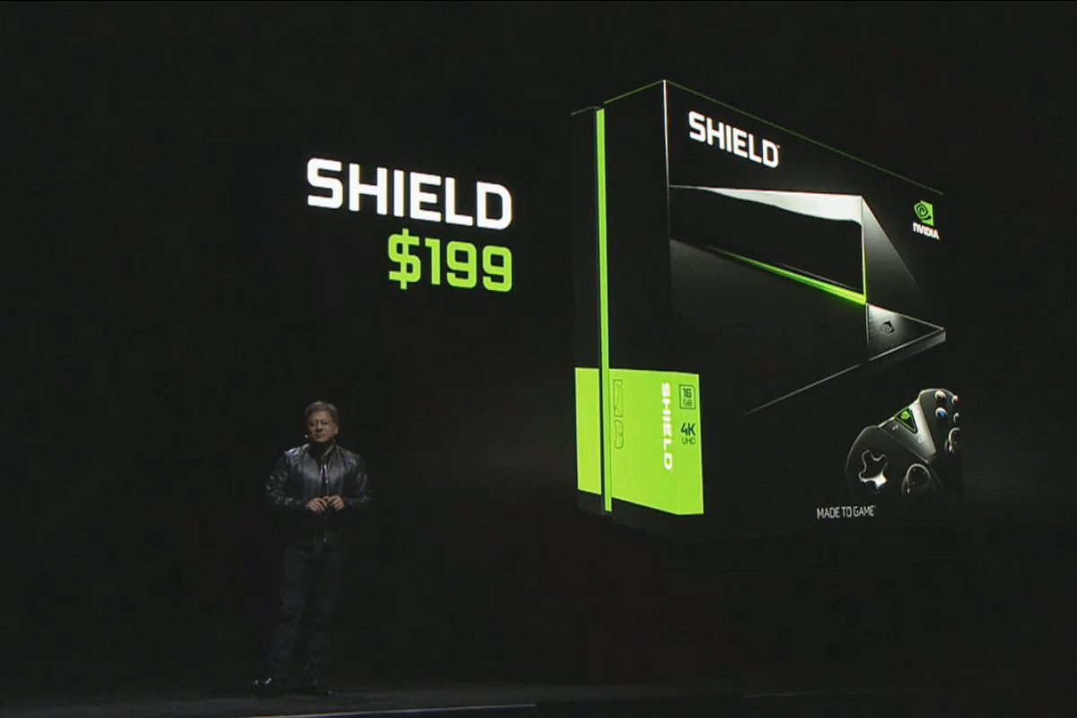 The new Nvidia Shield is the 'world's first 4K Android TV console