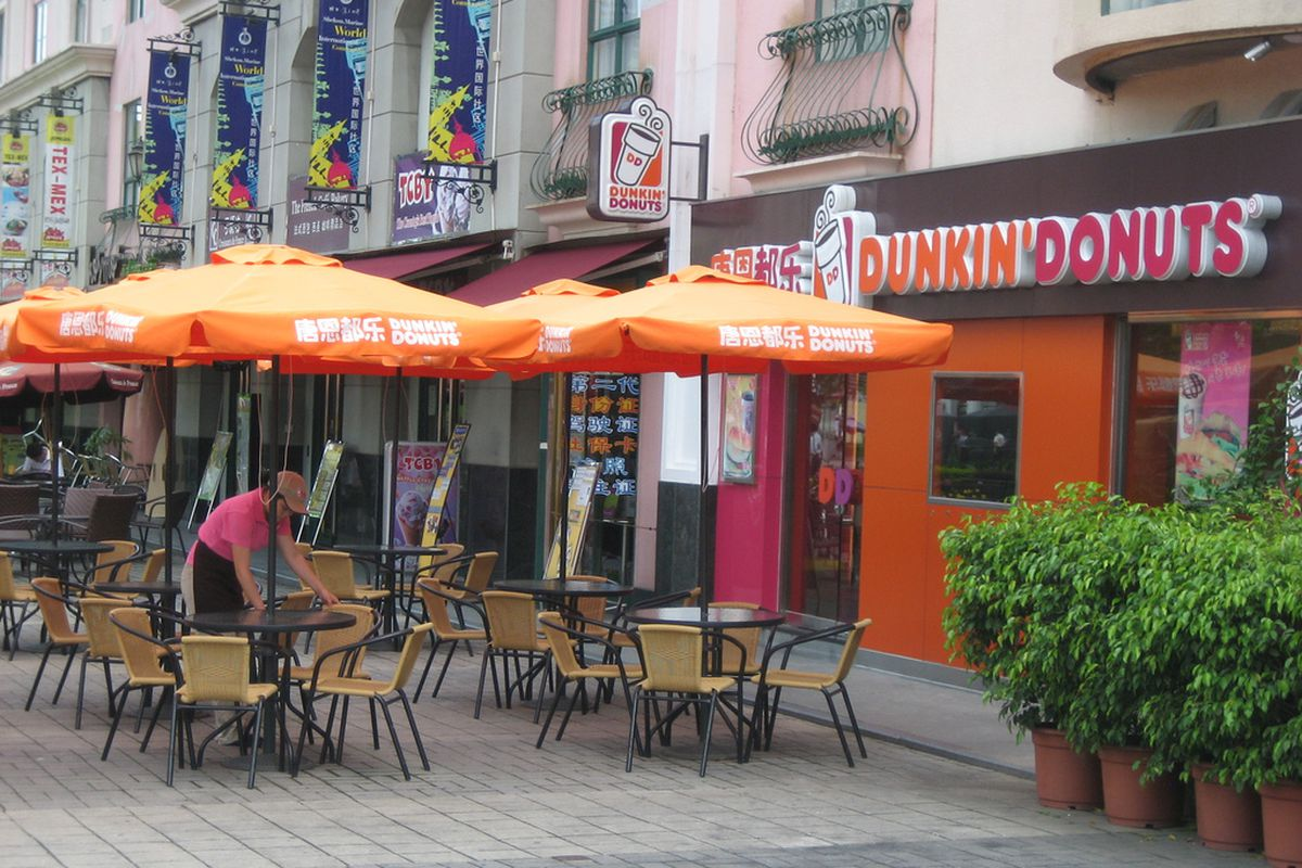 Dunkin' Donuts Plans 1,500 New Stores in Mexico and China