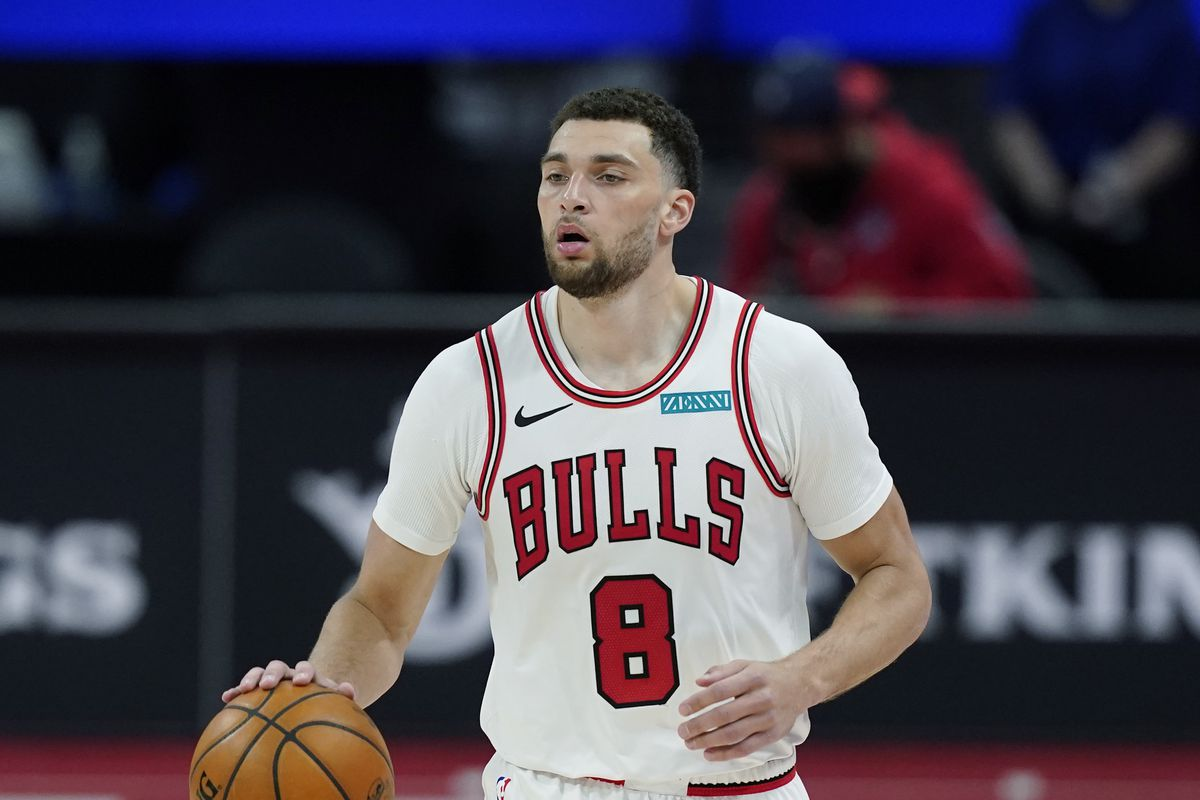 Bulls guard Zach LaVine has committed to play for the U.S. Olympic team.
