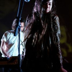 Cults at Phillip Lim! Photos by  Chris Weeks