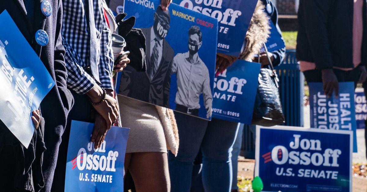 www.vox.com: Asian American voters could decide the Georgia Senate runoffs