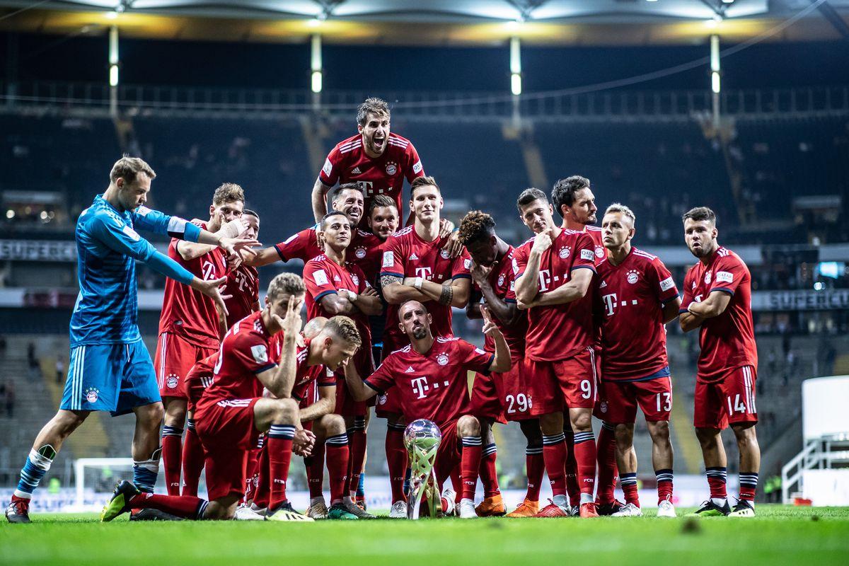 Bayern Supercup