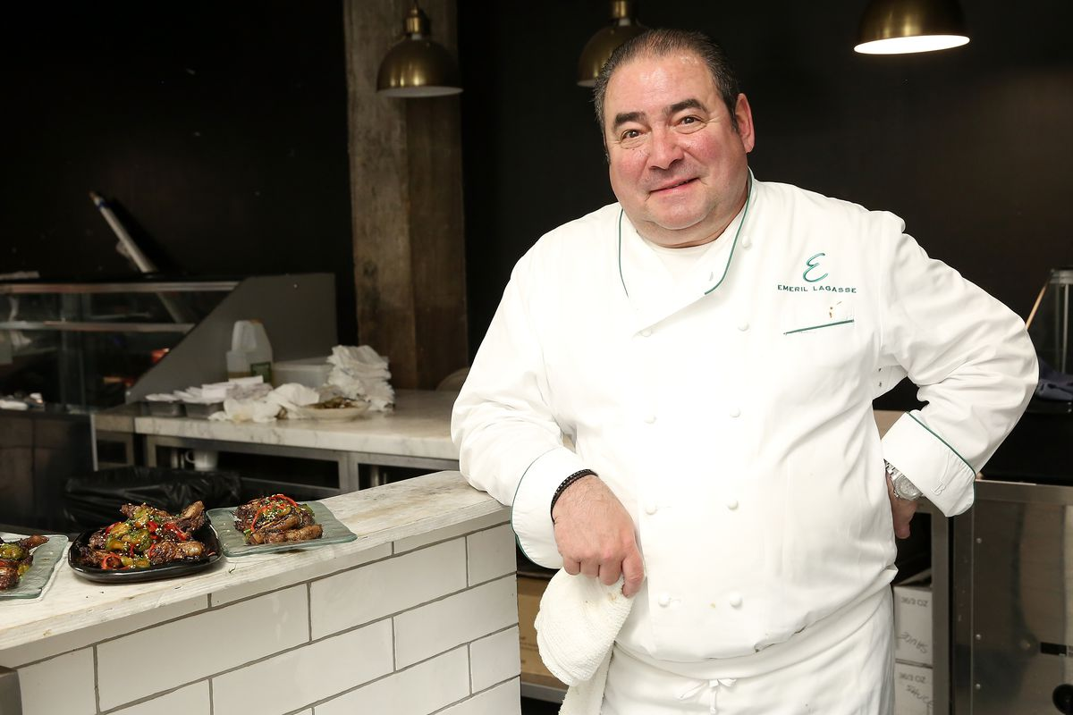Dinner With Emeril Lagasse, Timon Balloo And Philip Buccieri Capital One Cardholder Exclusive