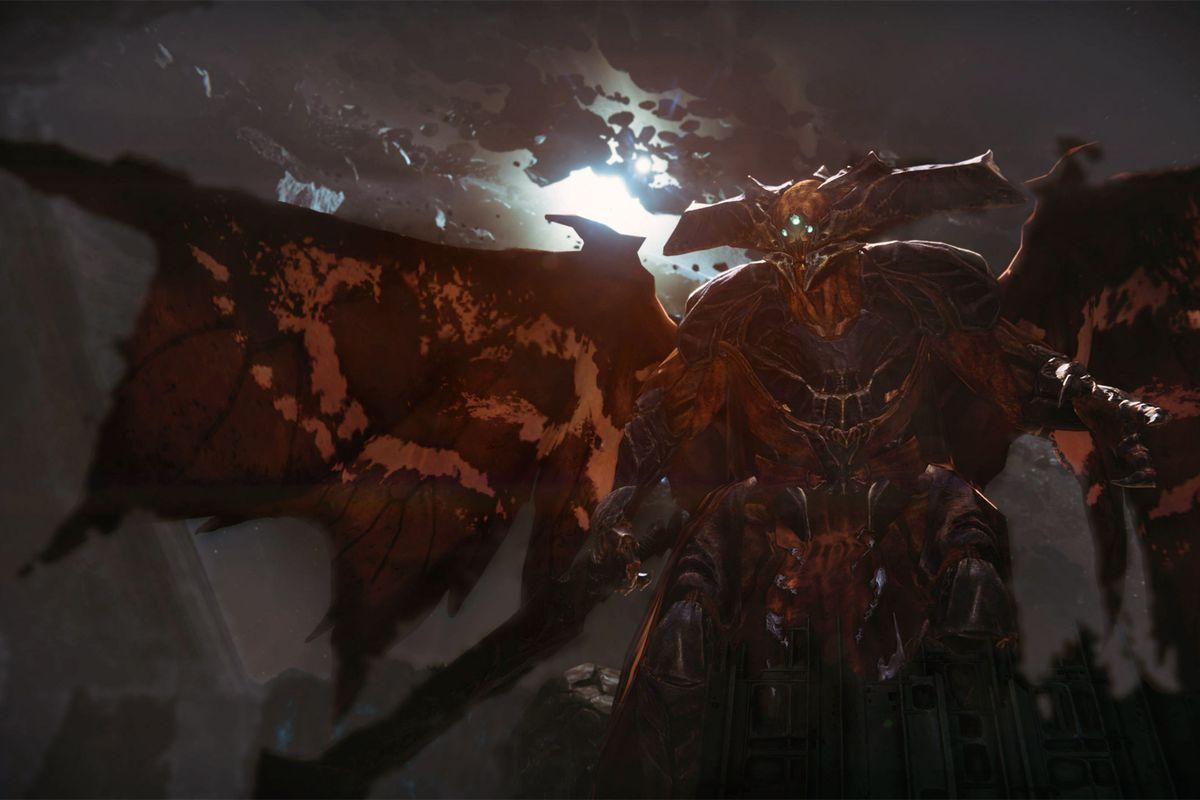 Oryx in Destiny: The Taken King