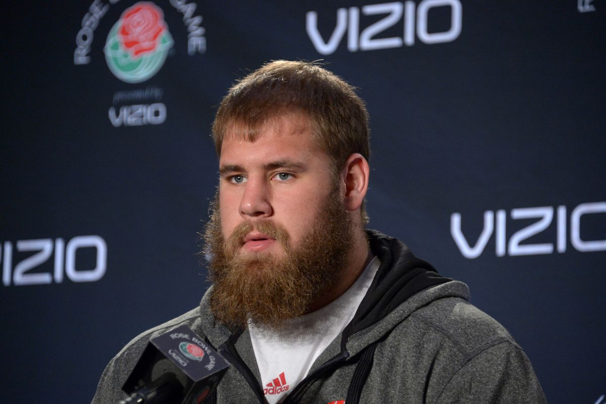 So You Drafted a Badger Travis Frederick Edition Bucky s 5th