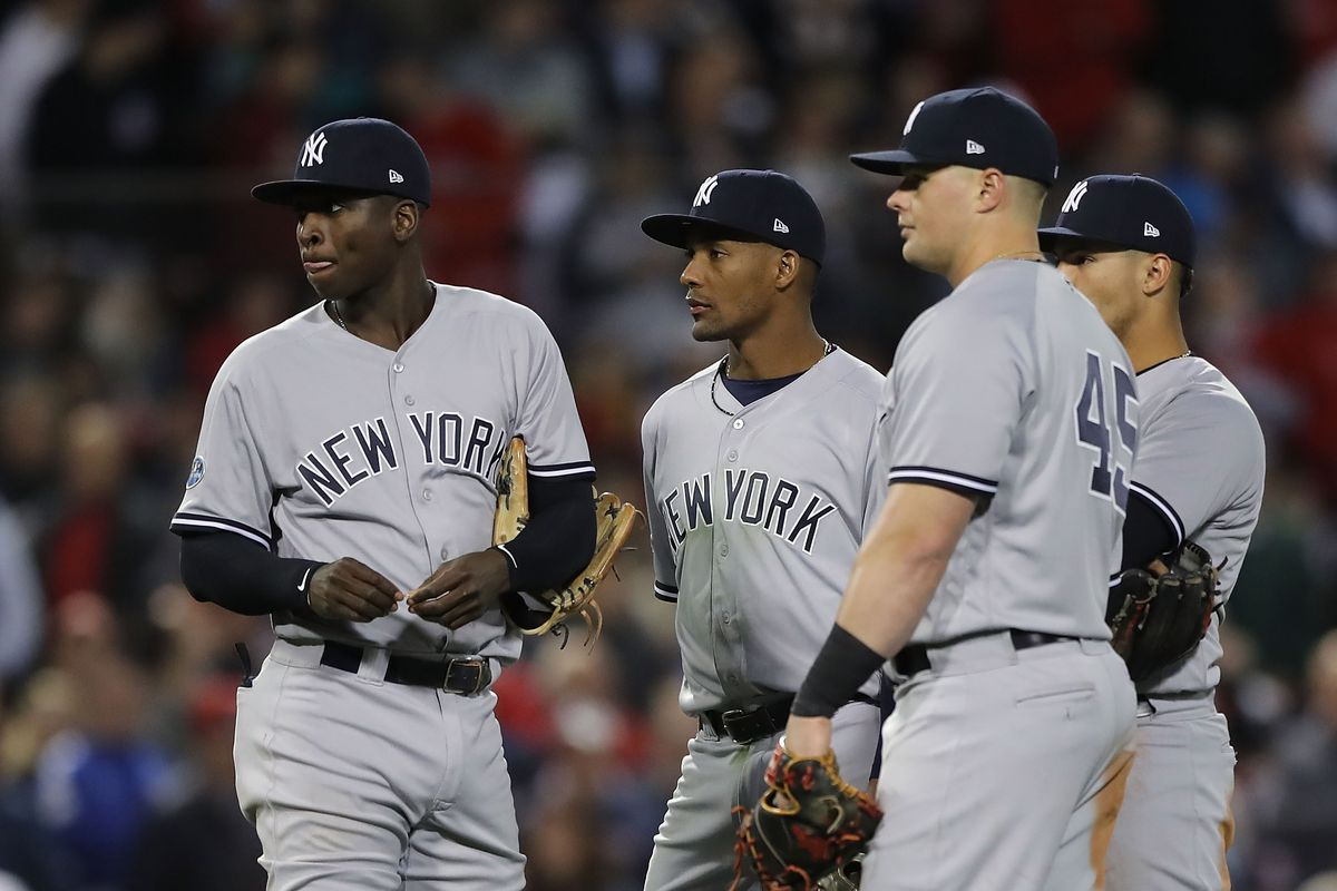 Let's make an entire team out of Yankees infielders