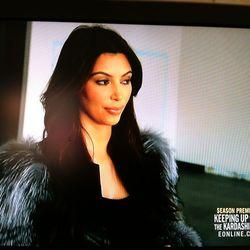 Kim, pondering
