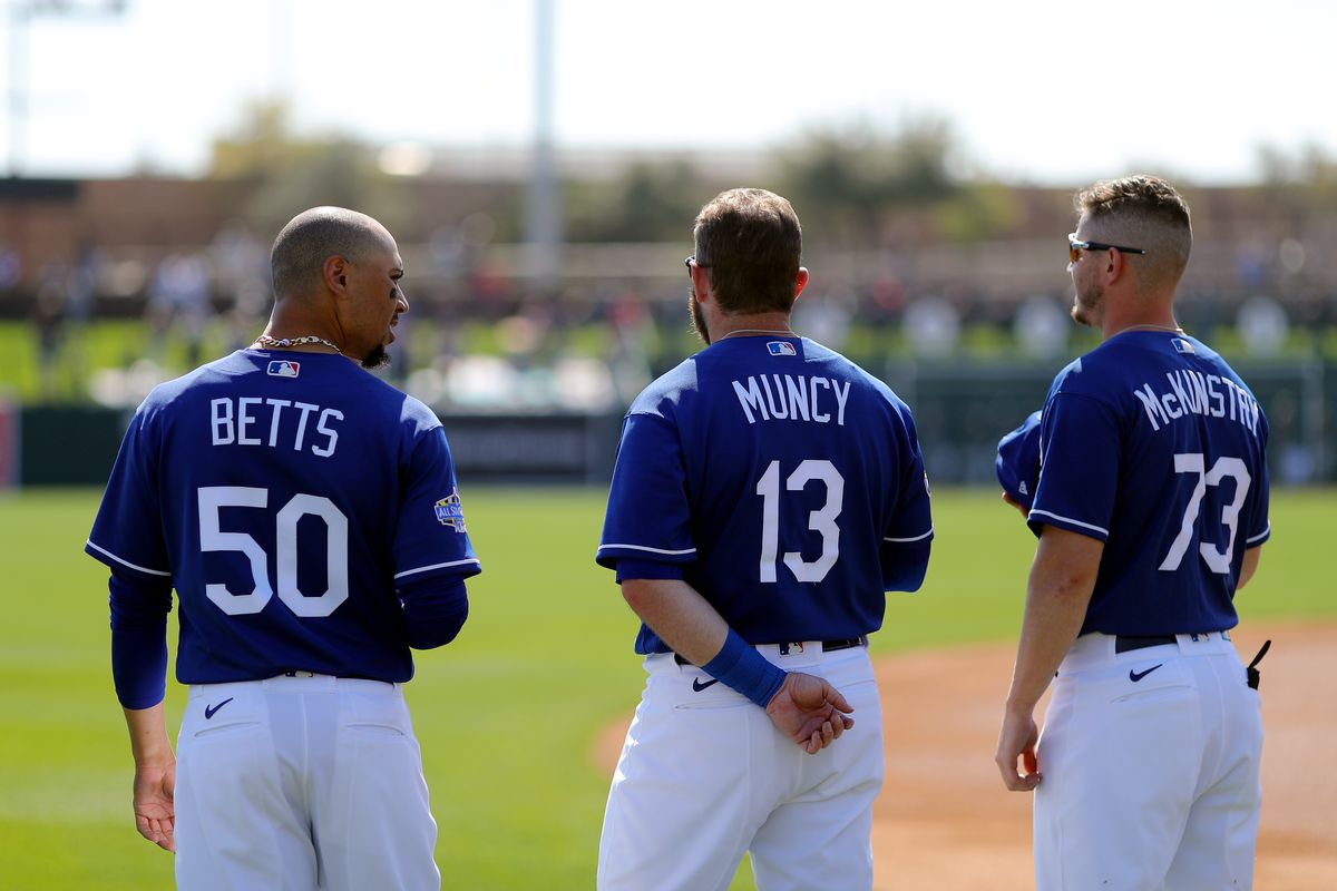 Los Angeles Dodgers v. Chicago White Sox