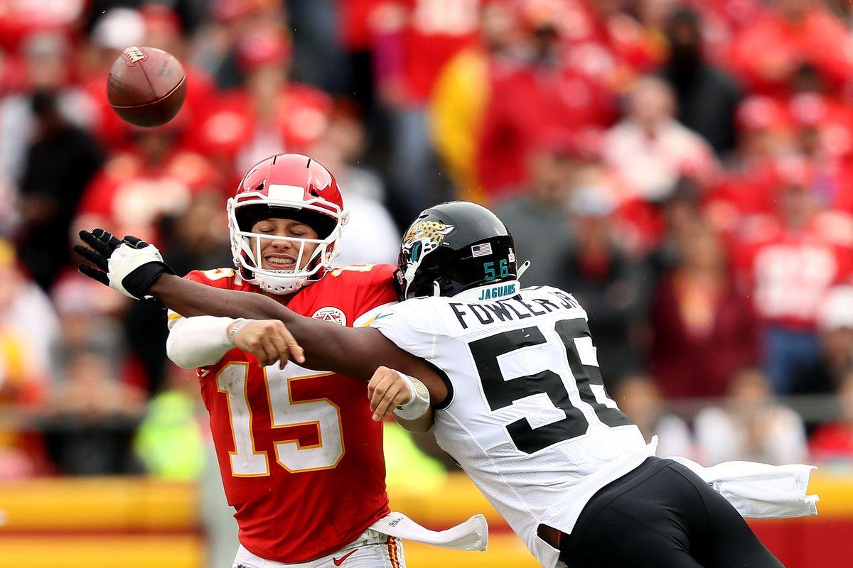 Jacksonville Jaguars v Kansas City Chiefs