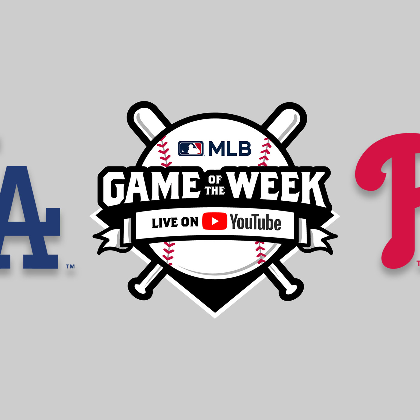 dodgers phillies will be live streamed on youtube true blue la