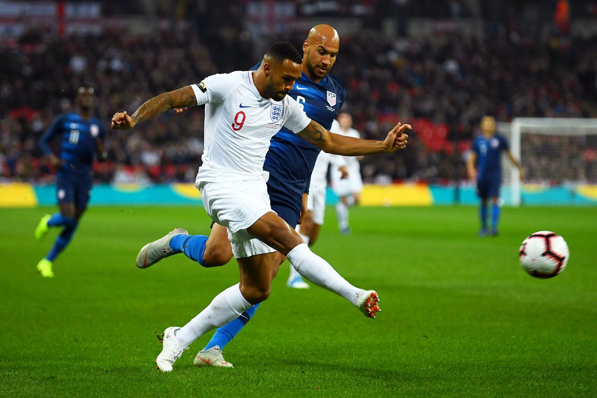 England v United States - International Friendly