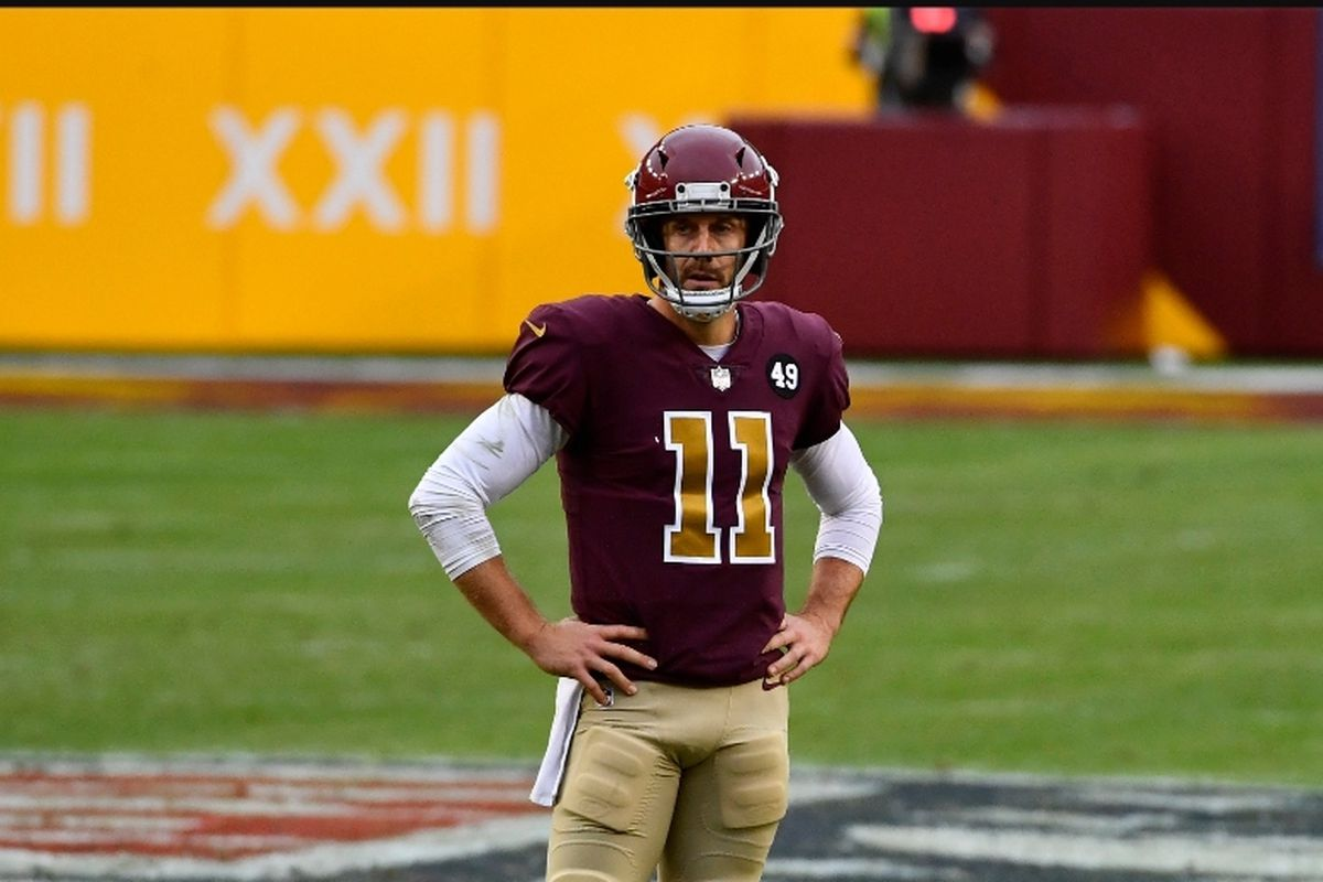 Report: Washington wants to keep Alex Smith for another year - Hogs Haven
