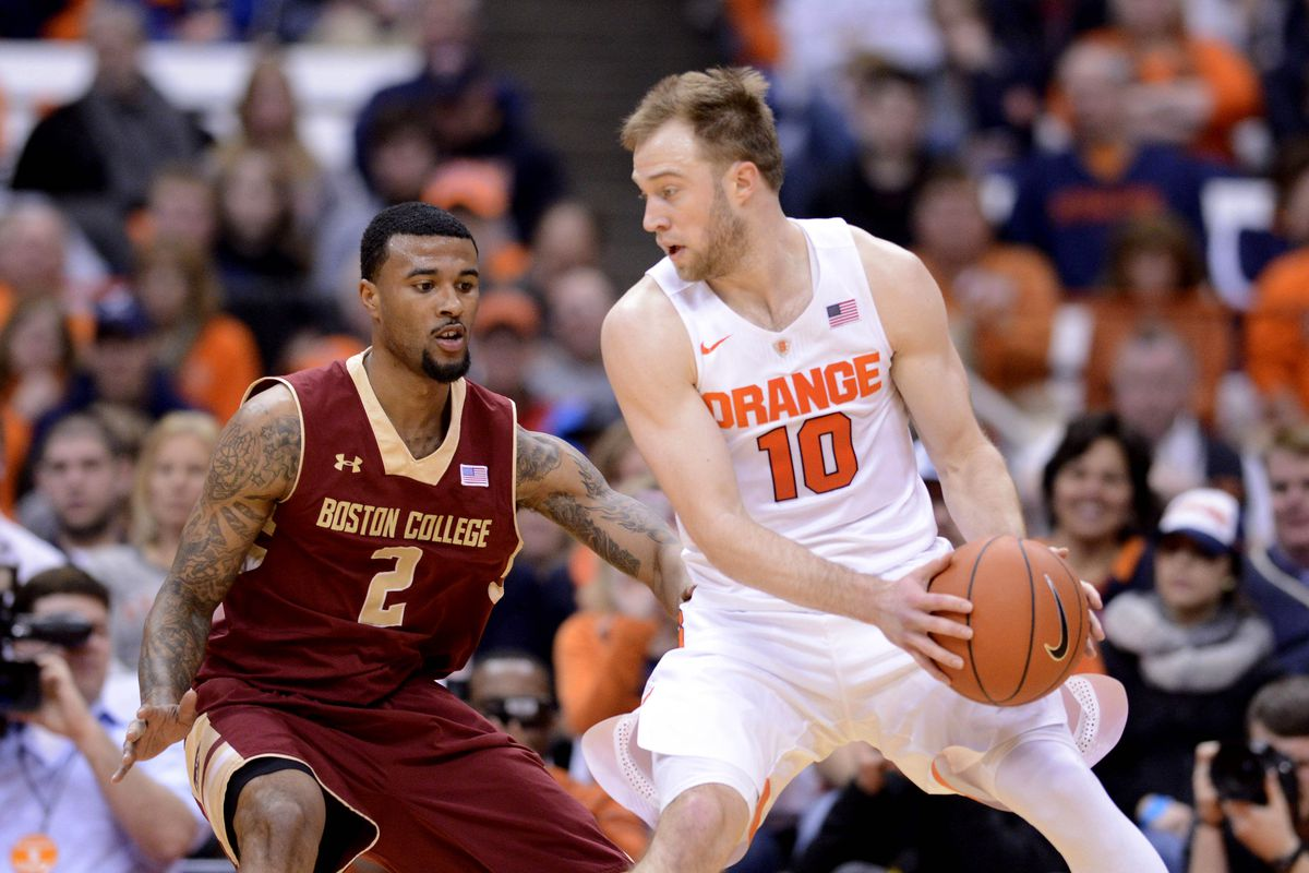 Boston College Basketball Vs Syracuse Orange Complete Coverage