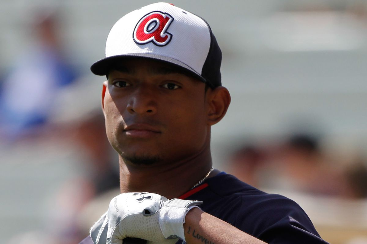 Christian Bethancourt smacked his first homer of the year yesterday.
