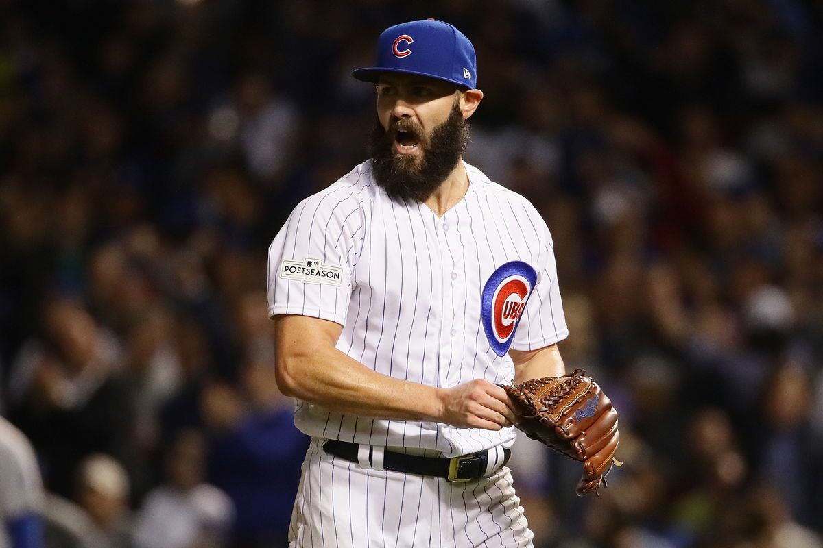 Jake Arrieta provides the Cubs with some much needed experience, but he has sustained injuries in each of the past three seasons.
