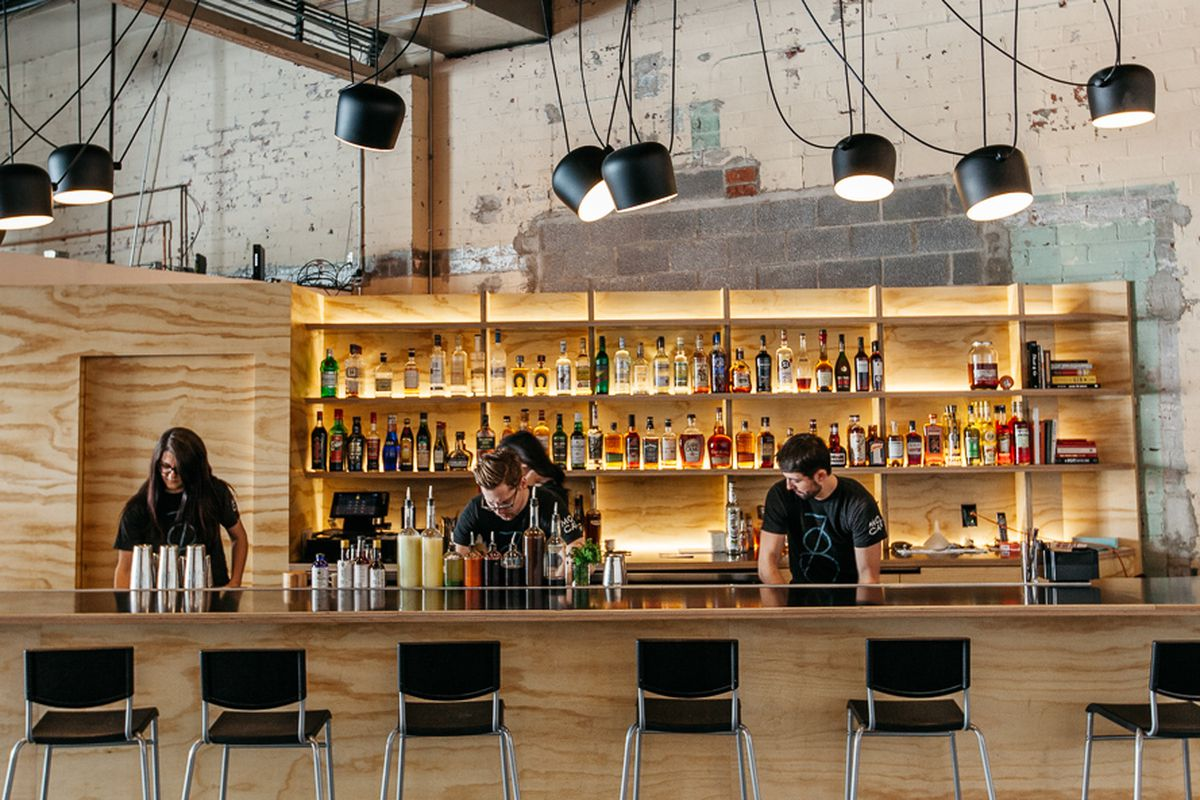 Get ready for a Bar Fight at Cafe 78.