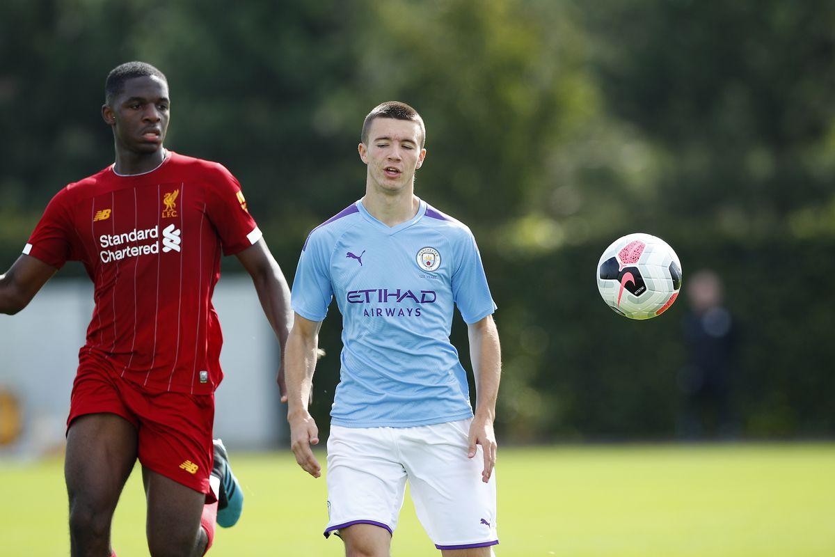 Manchester City v Liverpool: U18 Premier League
