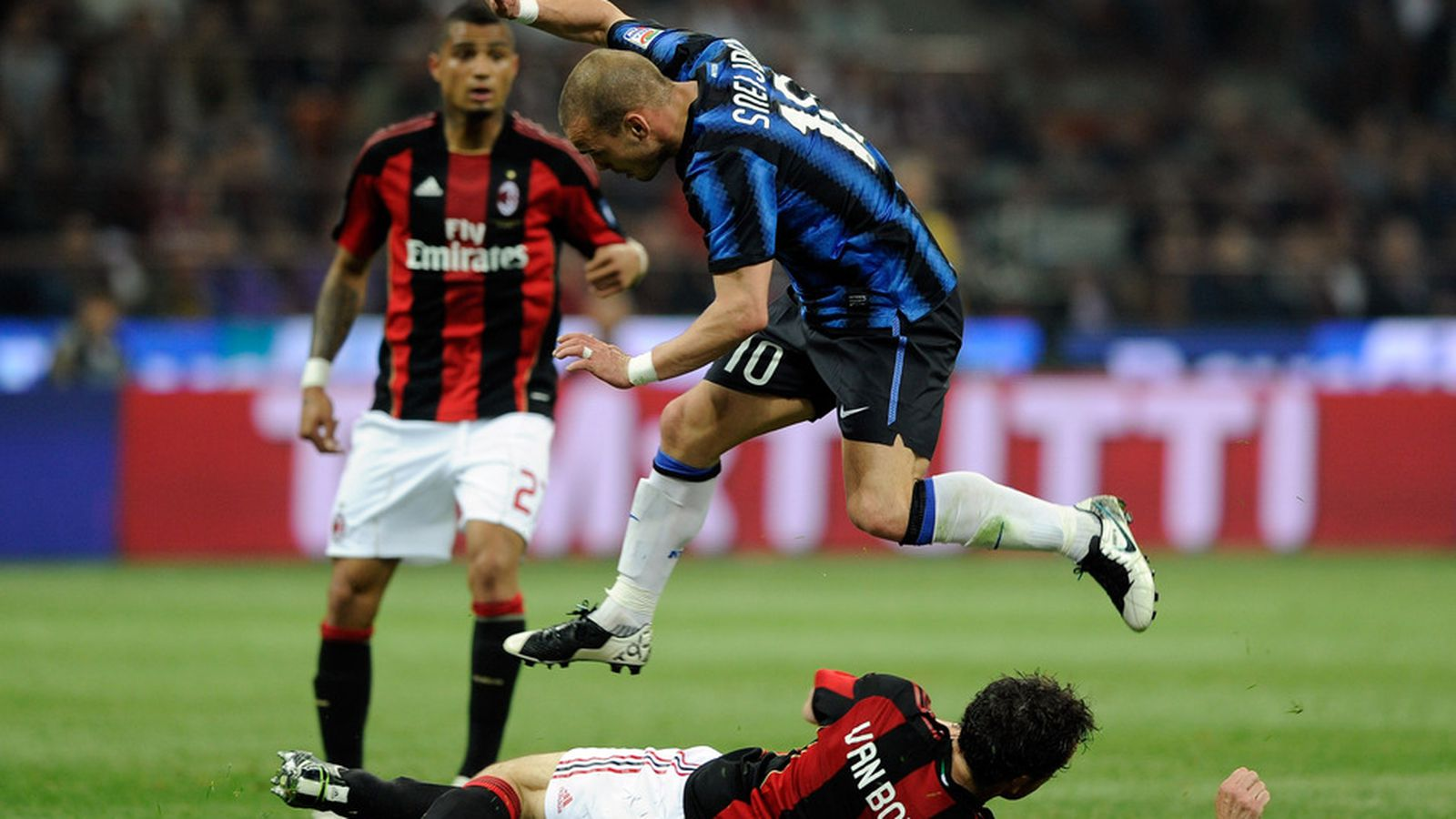 AC Milan Vs. Inter Milan: The recent rise and fall of the