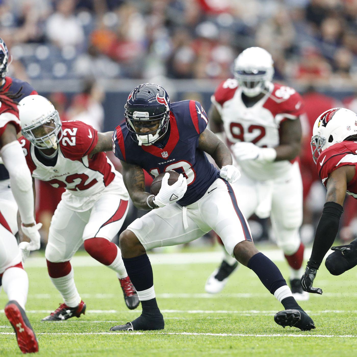 2017 Houston Texans Gameday Live Texans Vs Cardinals Third Quarter Battle Red Blog