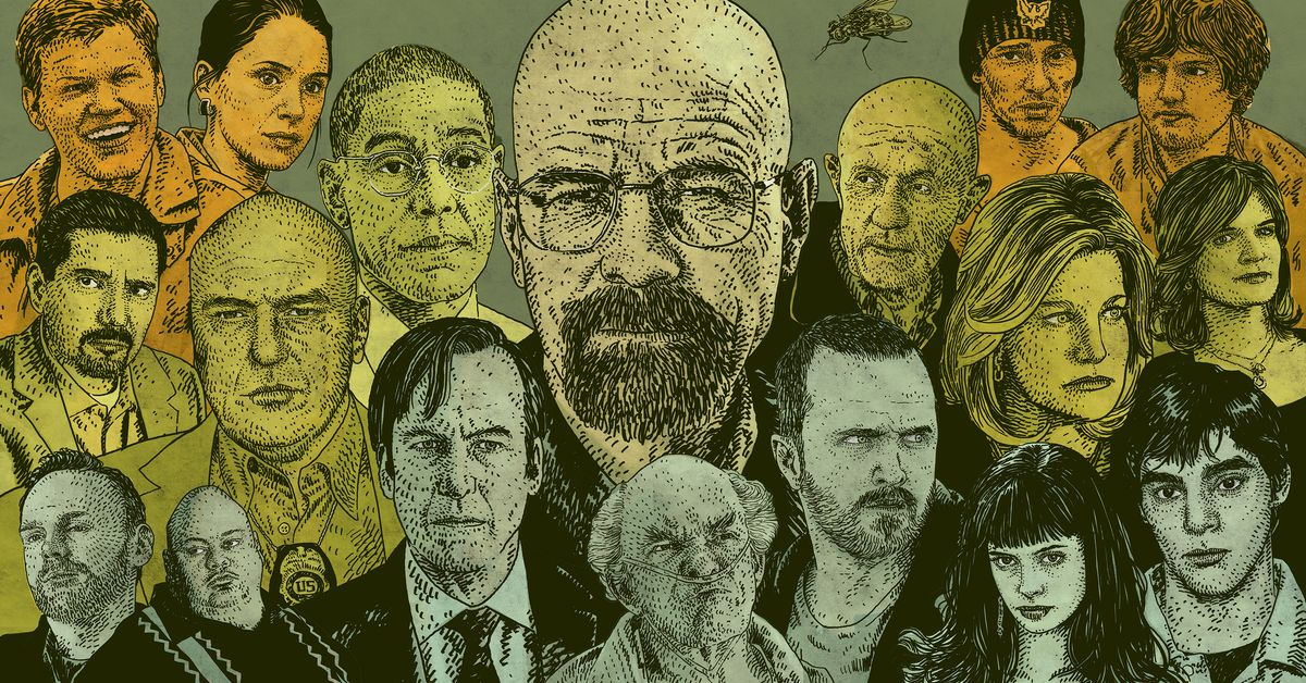 A Definitive Ranking Of All 'Breaking Bad' Episodes