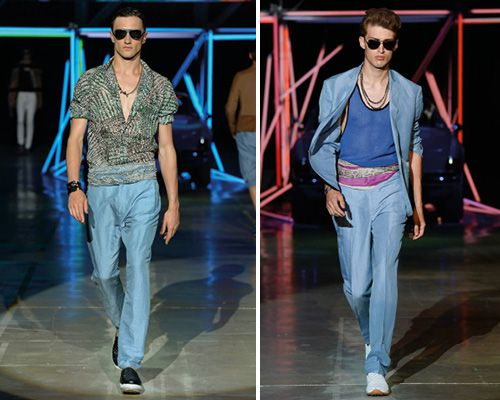 Five Men S Fashion Week Trends That Are So Miami Racked Miami