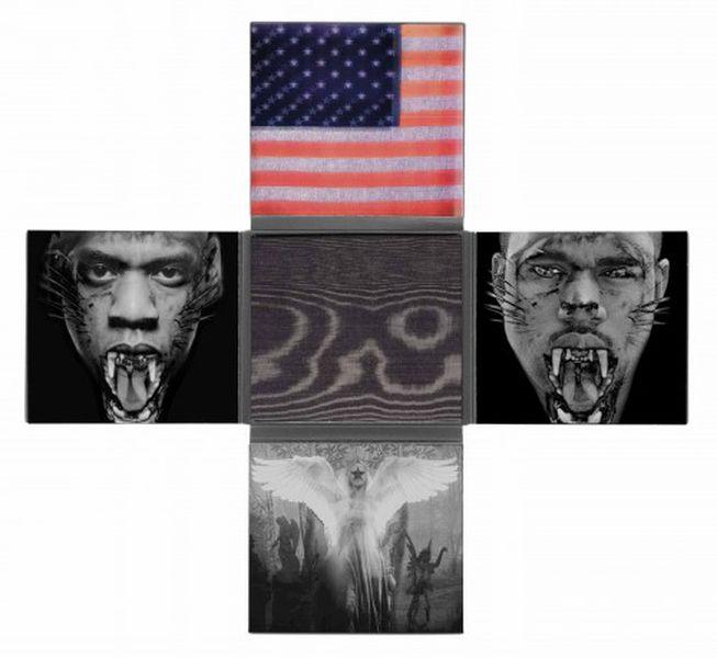 Lucifer Jay Z Album Art: Unveiled: Riccardo Tisci's Artwork For Jay-Z & Kanye's New