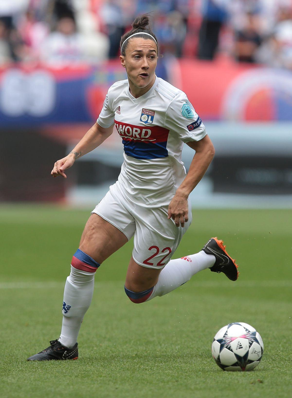 Olympique Lyon v Manchester City - Women's UEFA Champions League Semi Final Second Leg